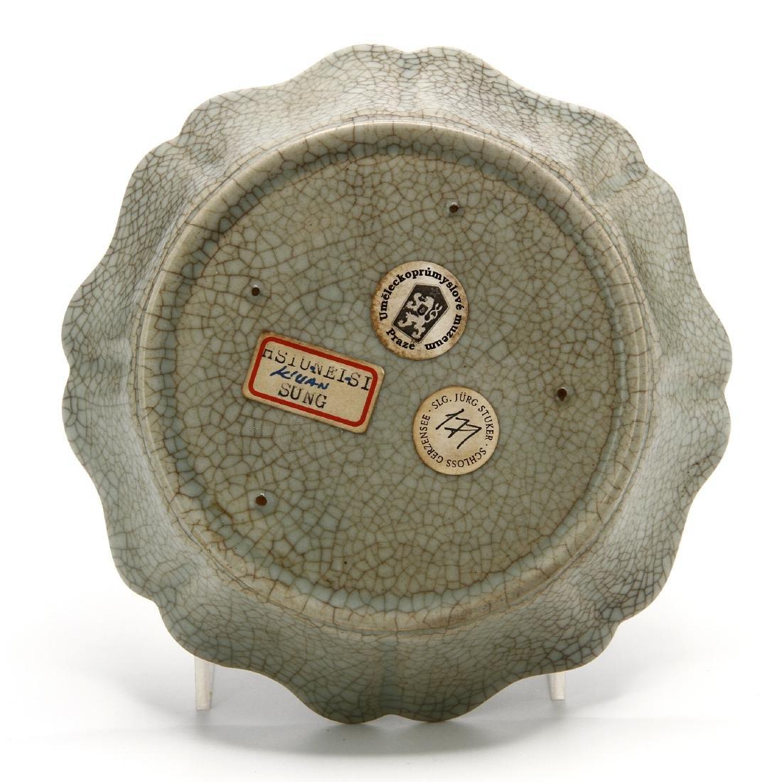 Rare Guan-Type Mallow-Form Brushwasher - 5