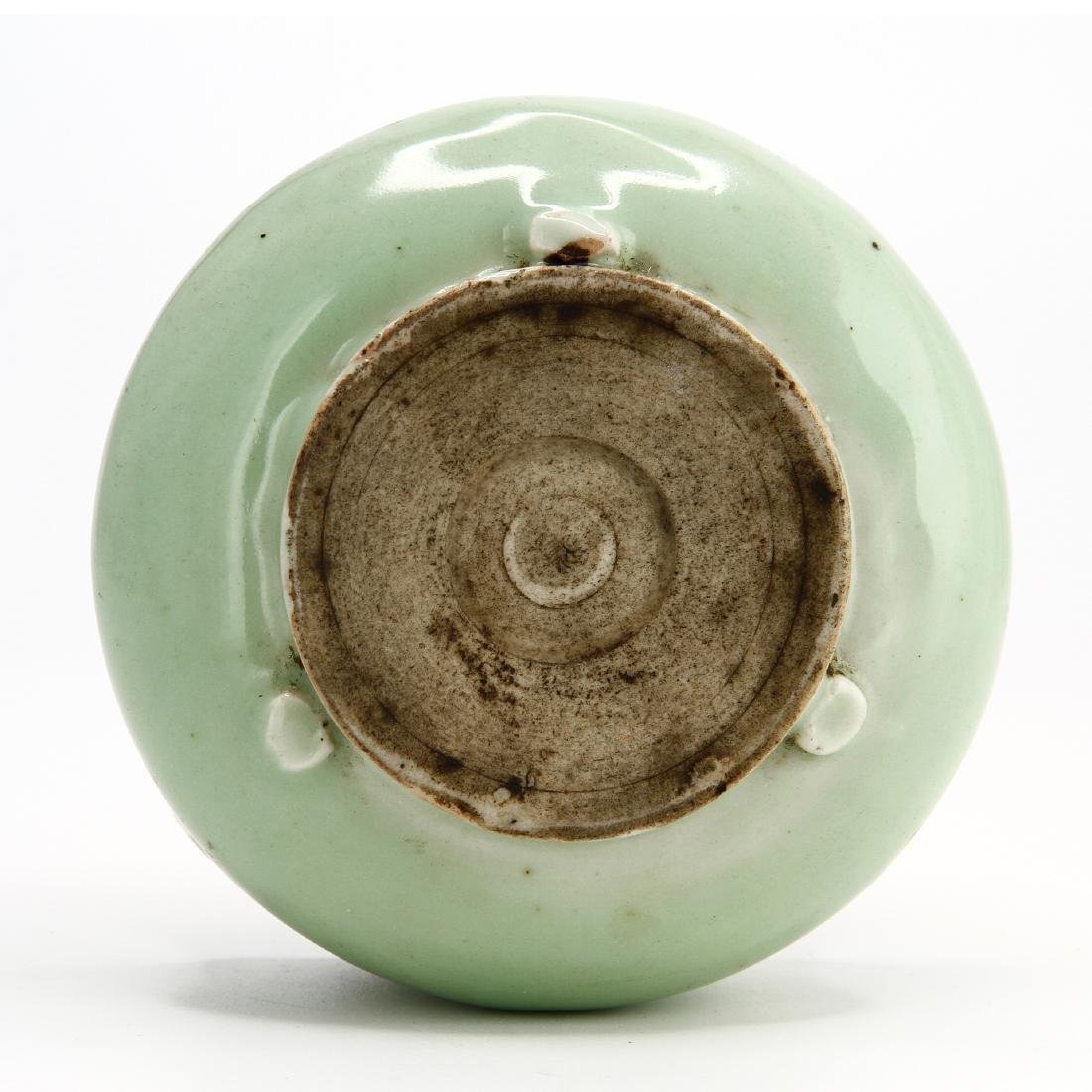 Celadon Glazed Censer - 9