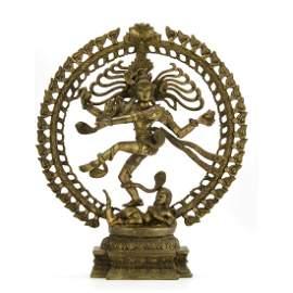 Hindu Statue of Shiva