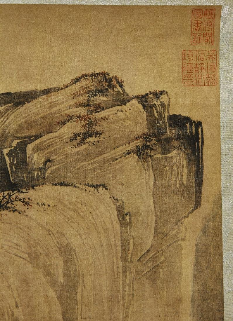 Classic Chinese Hanging Scroll - 6