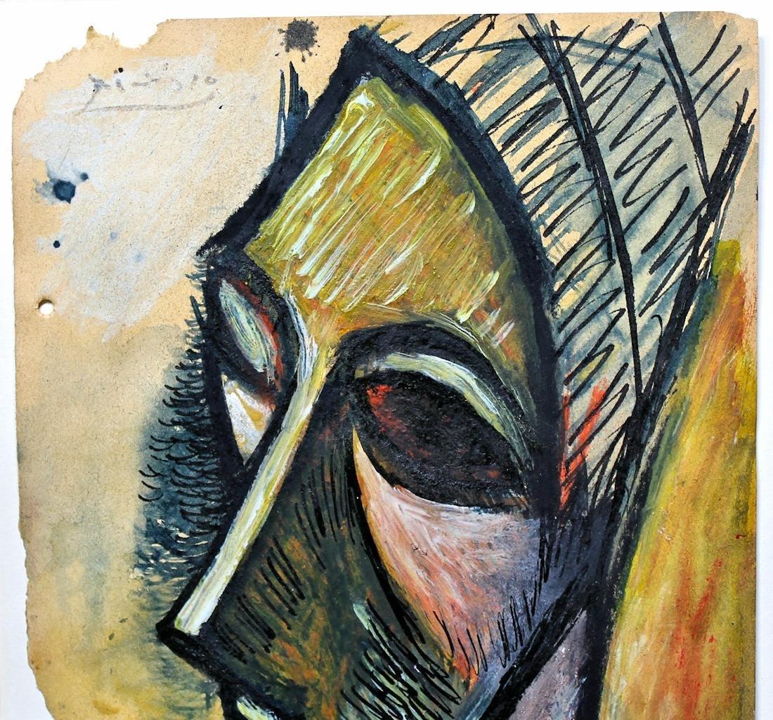 Pablo Picasso (1928-2011) Original Drawing NR - 2