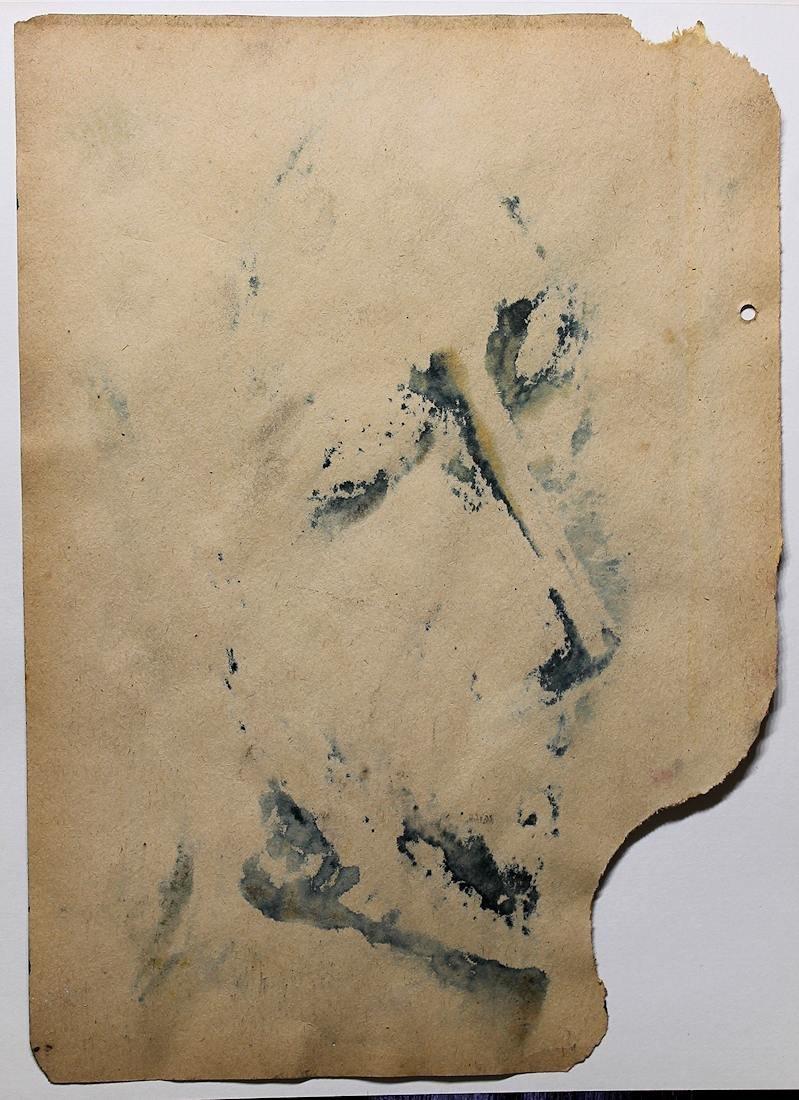 Pablo Picasso (1928-2011) Original Drawing NR - 4