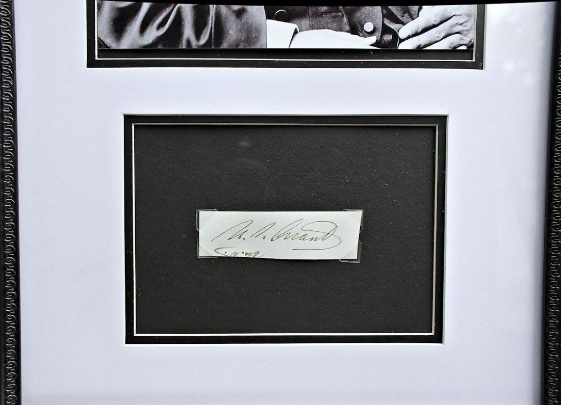 President Ulysses S. Grant Autograph Signature - 2