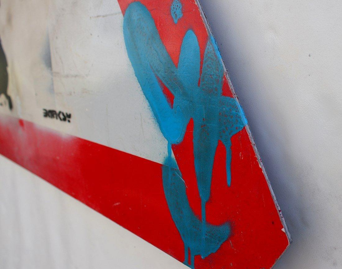 Banksy Graffiti Assoc. Fairey Haring Basquiat Warhol - 5