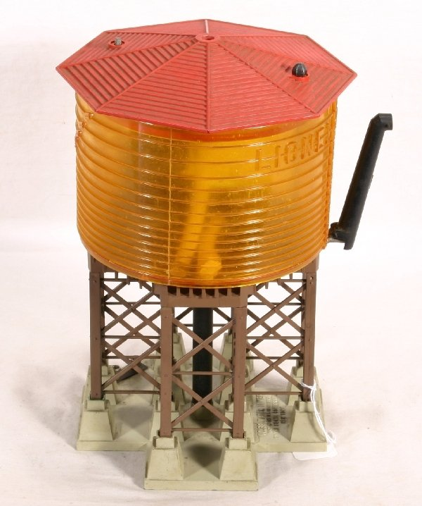 6: NETTE-LIONEL 38 Pumping Water Tower: