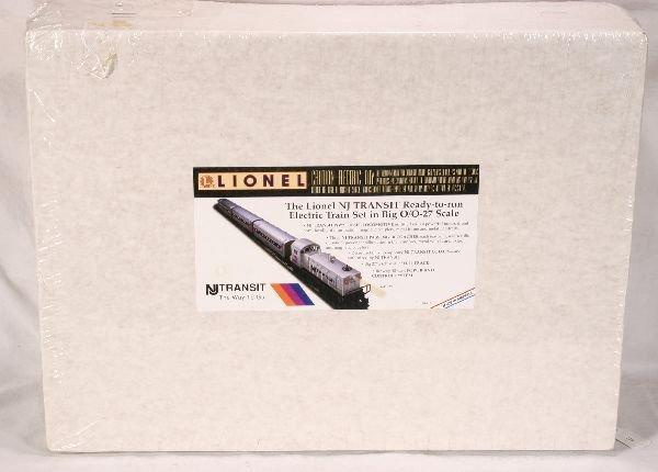 1001: NETTE - LTI 71-1828 NJ Transit Set: