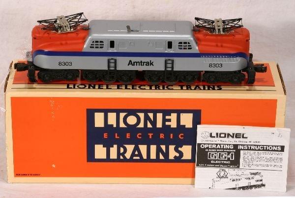 1002: NETTE - LTI 18303 Amtrak GG1: