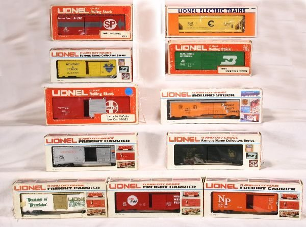 1008: NETTE - 11 Boxed LTI Cars: