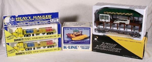 1016: NETTE - 4 Pc. K-LINE Accessories: