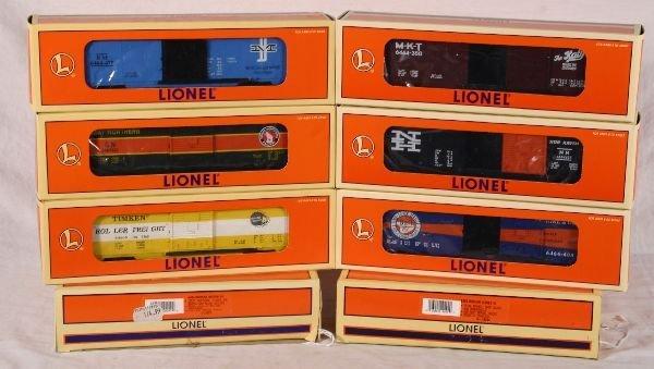 1023: NETTE - LTI 6464 Boxcar Series VI & VII: