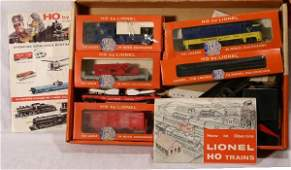 1341 NETTE  Boxed LIONEL HO Set 5739 CO Alco