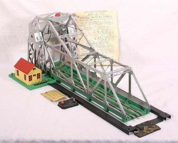 2: NETTE - Restored LIONEL Bascule Bridge: