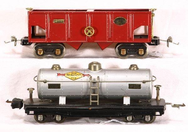 7: NETTE - 2 LIONEL Pre O Freight Cars: