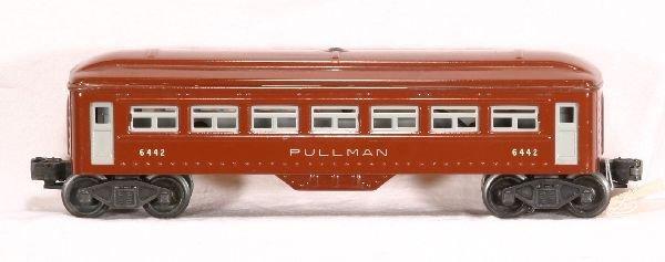 11: NETTE - LIONEL 6443 Pullman: