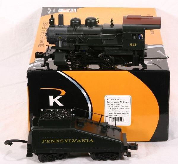 20: NETTE - K-LINE K3810-0913S A5 Steam Switcher: