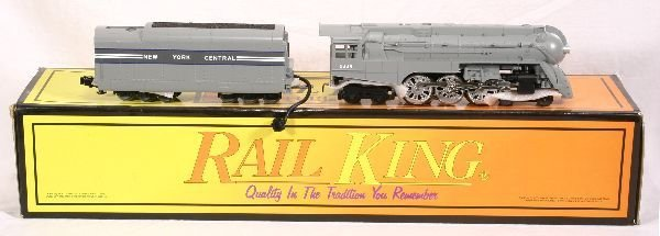 21: NETTE - MTH RailKing 1113LP Dryfuss Hudson: