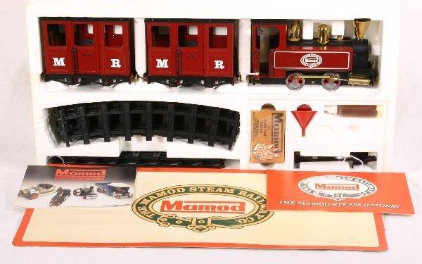 22: NETTE - MAMOD Live Steam Train Set: