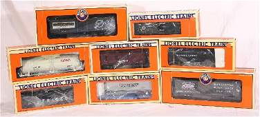 100: NETTE - 8 LTI Freight Cars: