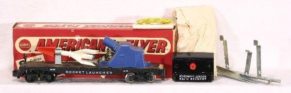 322: NETTE - AM FLYER Boxed 25059 Rocket Launcher: