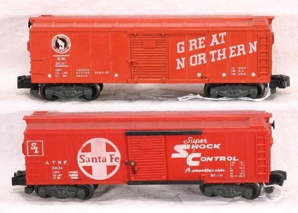 324: NETTE - 2 AM FLYER 5 Digit Boxcars: