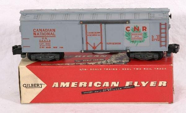 334: NETTE - Boxed AM FLYER 24419 CN Reefer: