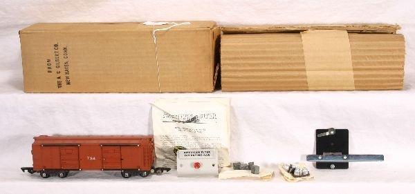 338: NETTE - NMINT AM FLYER 734 Oper. Boxcar: