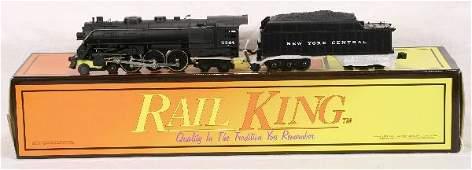 549: NETTE - MTH RailKing 1103 NYC Hudson Loco: