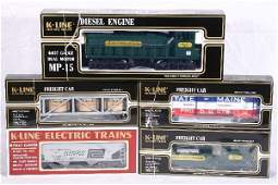 490: NETTE - 5 Pc. K-LINE KCC Train Set: