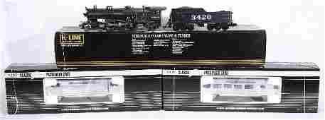 491: NETTE - 3 Pc. K-LINE SF Pass. Lot: