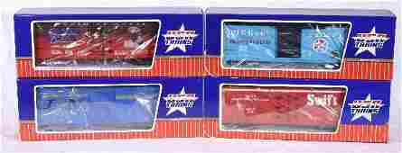 511 NETTE  4 USA Trains Freight Cars