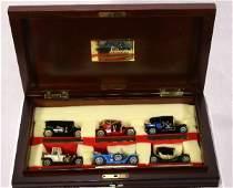 258: NETTE - MATCHBOX MOY Connoisseurs Gift Set: