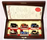 261: NETTE - MATCHBOX MOY Connoisseurs Gift Set: