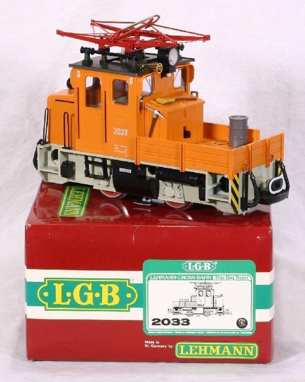 362: NETTE - LGB G Ga. 2033 Electric Loco: