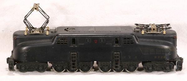 679: NETTE - LIONEL Black 2332 GG1: