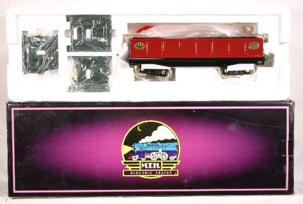 4: NETTE - MTH 10-1073 #212 Gondola w/Containers: