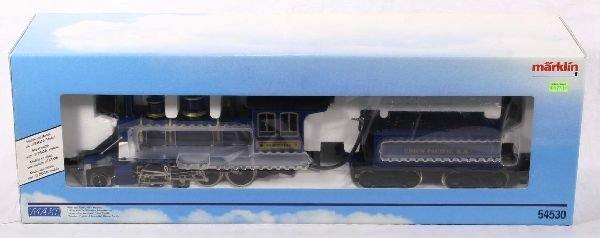 328: NETTE - MARKLIN Maxi 54530 UP Washington Mogul: