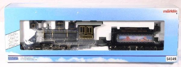 340: NETTE - MARKLIN Maxi 54549 Display Mogul: