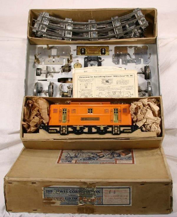 444: NETTE - RARE Boxed LIONEL 9U Kit: