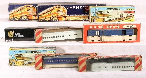 16: NETTE - 9 VARNEY/PENN LINE HO Pass. Kits: