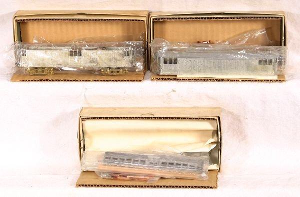 21: NETTE - 3 HUNTINGTON MODELS MU Kits: