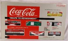 270: NETTE - K-LINE 1315 7 Pc. Coke Train Set:
