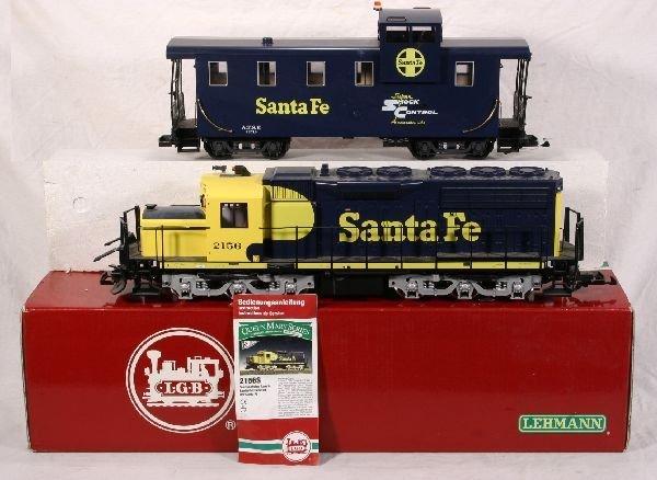 326: NETTE - LGB G Ga. 2156S SF Diesel Plus: