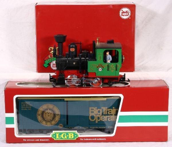 335: NETTE - 2 Pc. LGB G Ga. Lot: