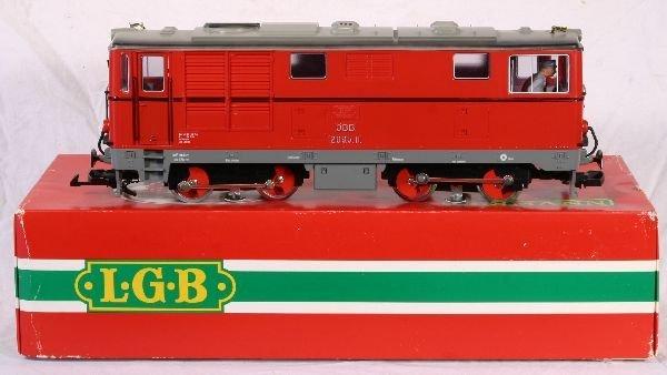 341: NETTE - LGB G Ga. 2095 Diesel: