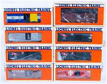 266: NETTE - 8 LTI Freight Cars: