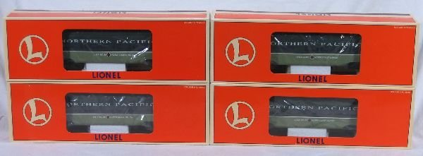 327: NETTE - 4 LTI NP Passenger Cars: