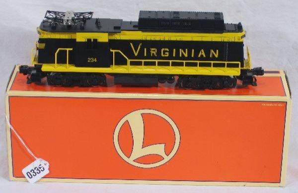 335: NETTE - LTI 28823 Virginian Rectifier: