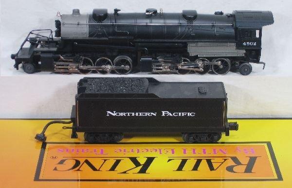 340: NETTE - MTH/RailKing 30-1157-1 Mallet: