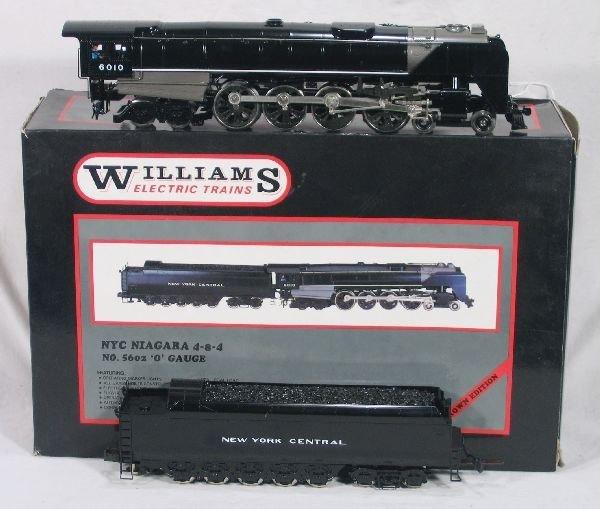 344: NETTE - WILLIAMS 5602 NYC Niagara Loco: