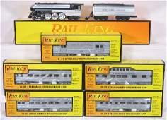 416: NETTE - 6 Pc. MTH/RailKing Empire State Set: